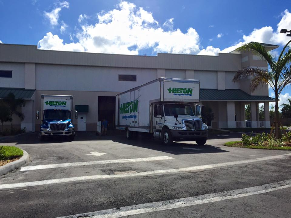 Naples Movers offered by Hilton Moving and Storage Company