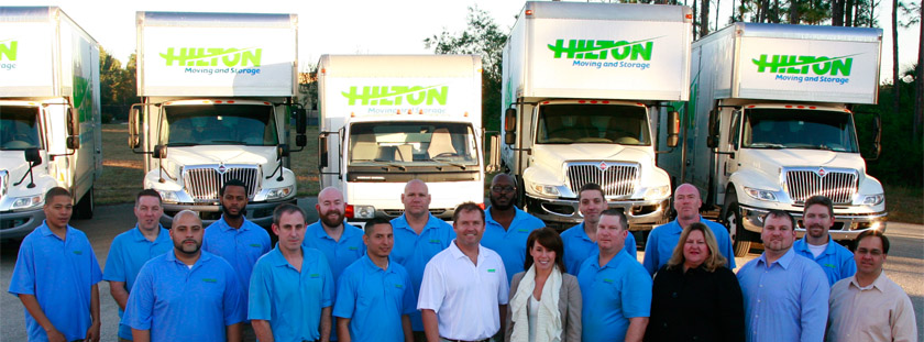 Naples Moving Companies, Hilton Movers