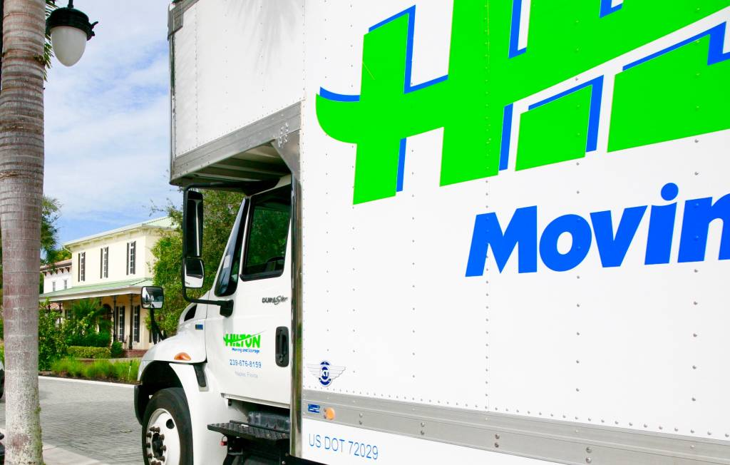 Long distance Movers, In Naples Florida