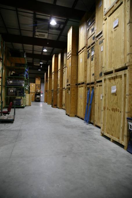 Naples Moving and Storage Company, House hold storage