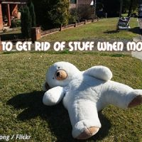 Clutter Unwanted: Get Rid Of Stuff When Moving