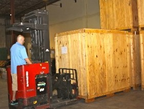Naples FL storage - Naples Movers, Designer Receiving and Delivery